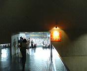 札幌ドームの中のCゲート